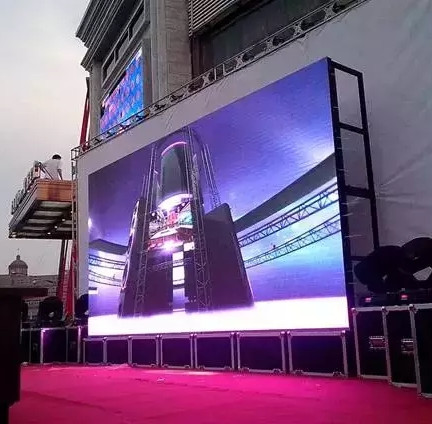 Best selling p4.81 rental led screen